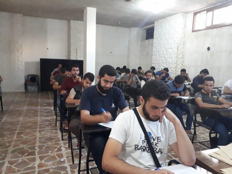 اختبارات المرحلة الأولى – الفصل الدراسي الثاني