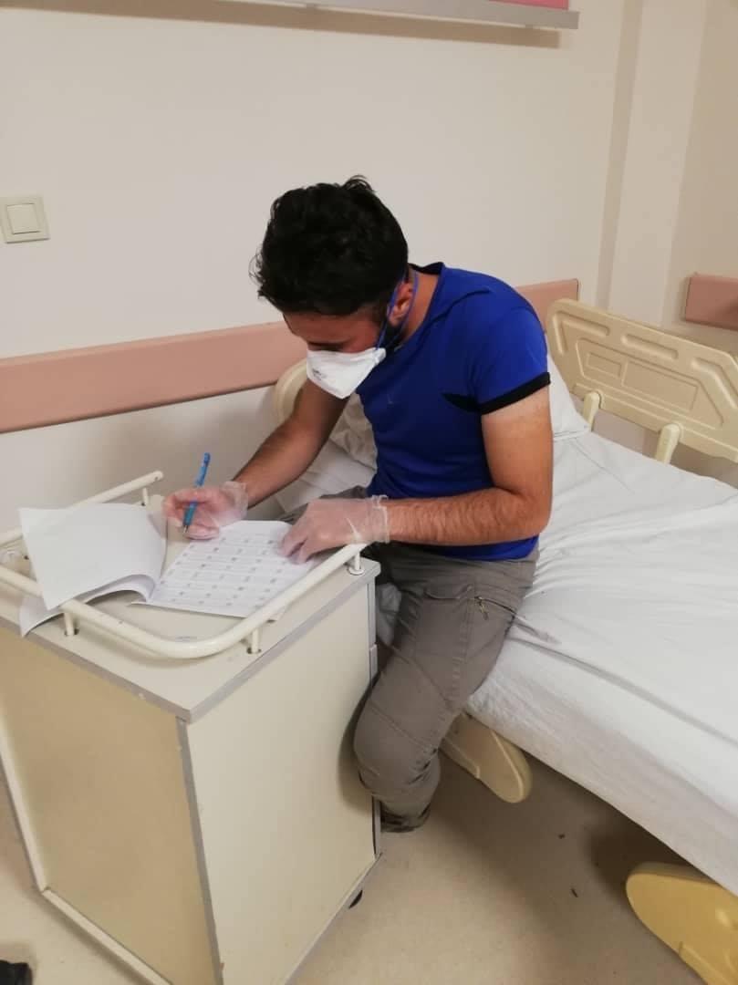 الإمتحانات في ظل جائحة كورونا