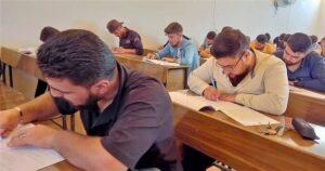 مقتطفات من الاختبار النهائي لمقرر أخلاقيات المهنة الطبية وآدابها